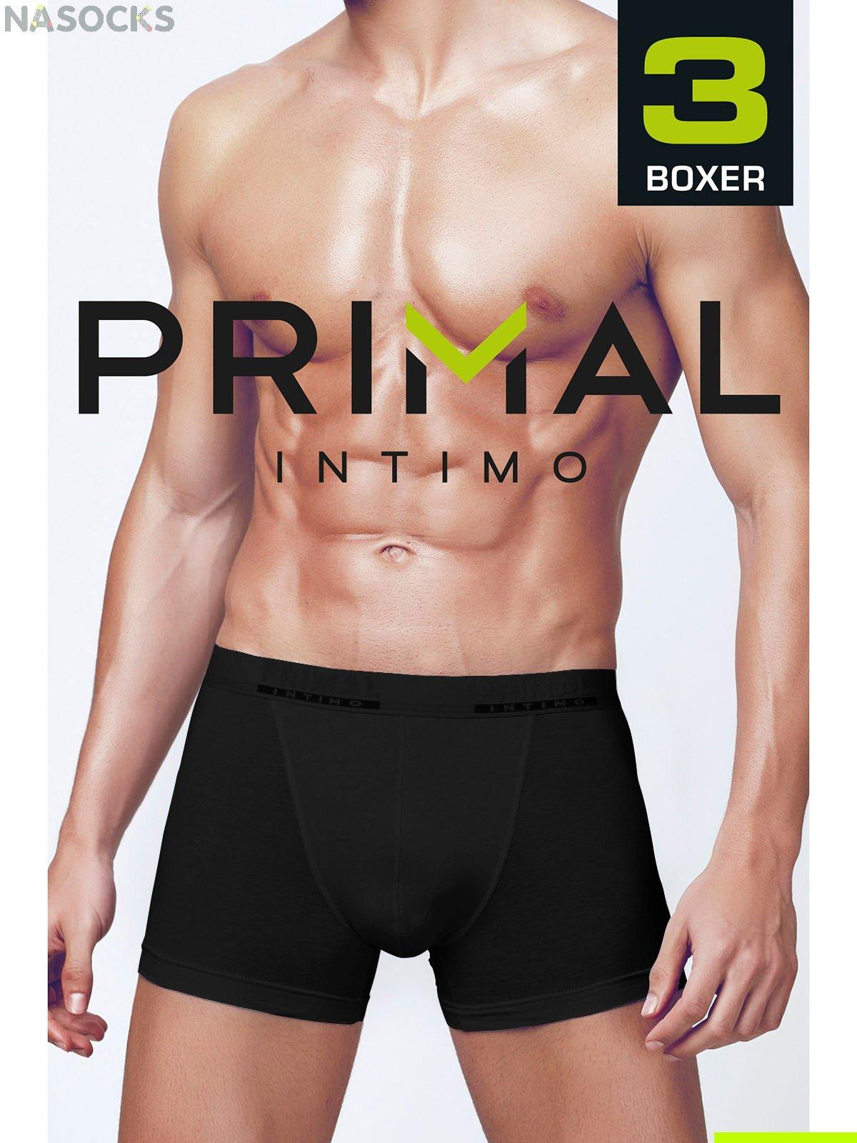 8fc542ef1009 Трусы-боксеры мужские Primal PRIMAL B1200 (3 ШТ.) купить недорого в ...