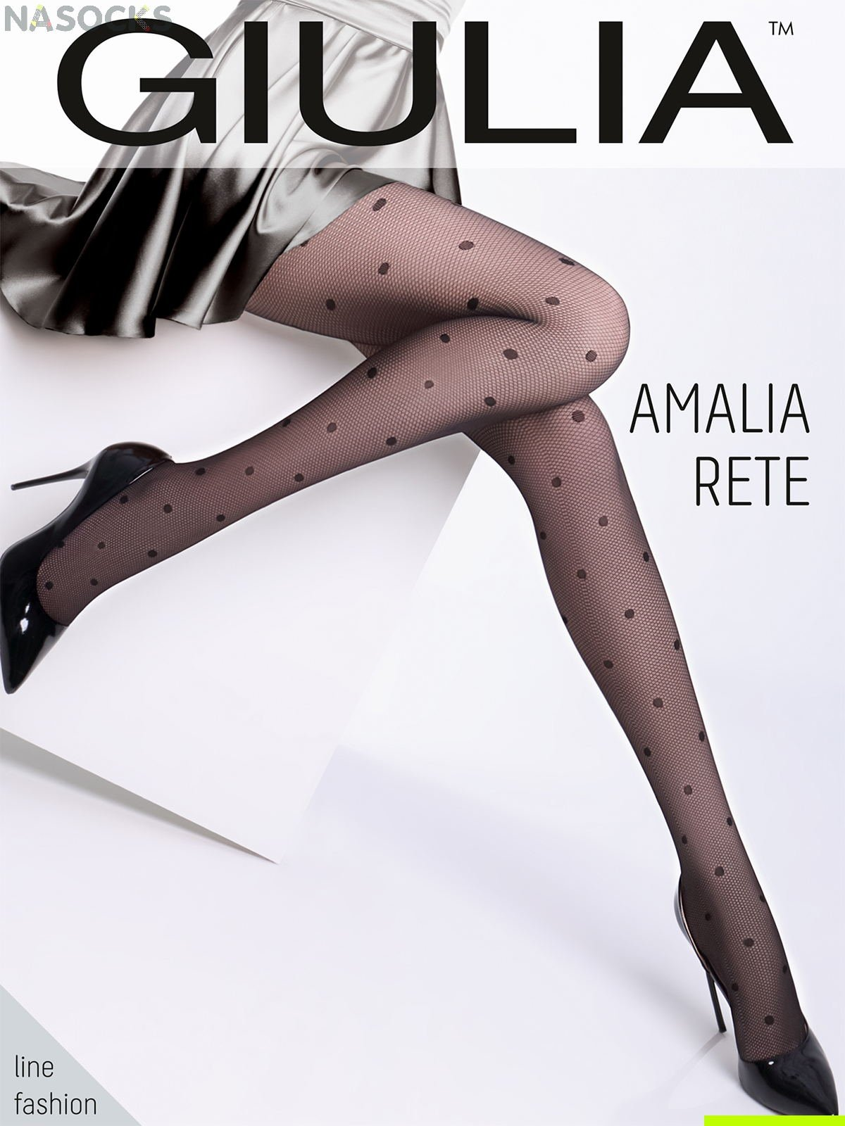 fc98064395f3 Колготки Giulia AMALIA RETE 02