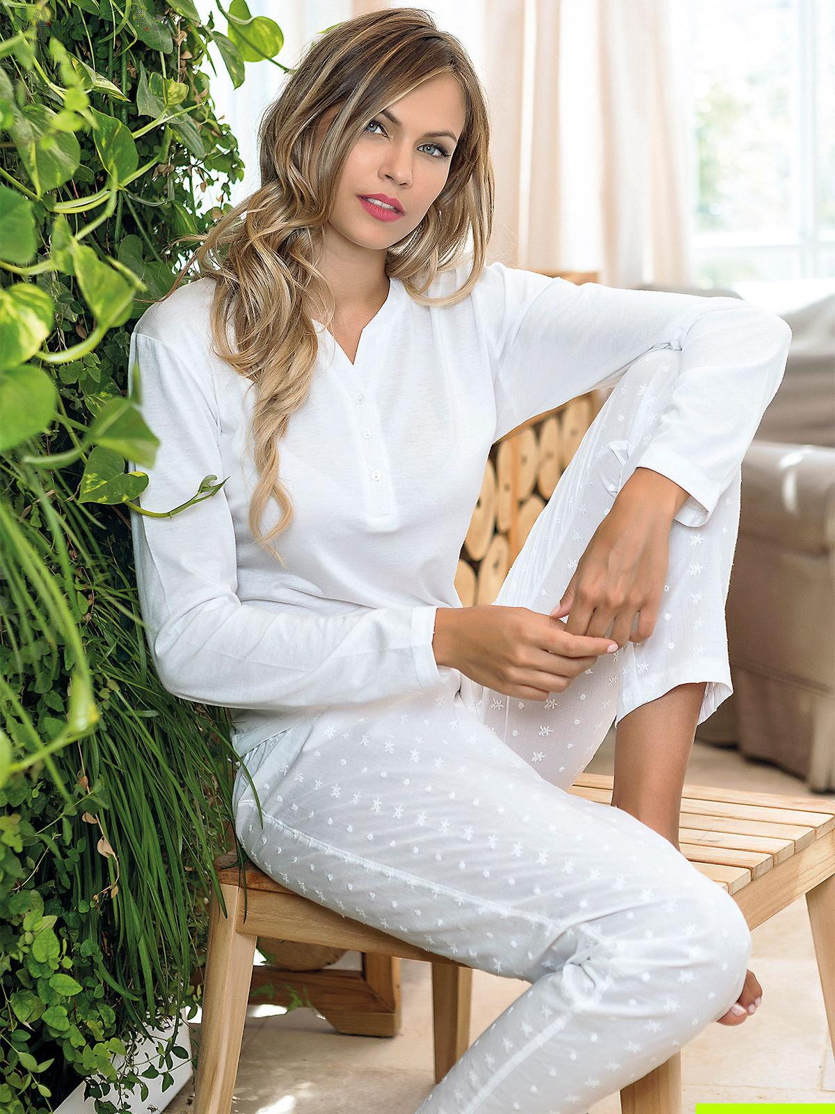 e50904a904ce Пижама Jadea JADEA 3077 lunga купить недорого|Бесплатная доставка!