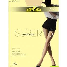 Колготки женские супер-тонкие OMSA Super 15 den