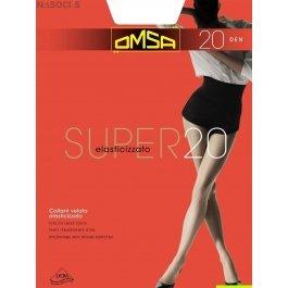 Колготки женские повседневные OMSA Super 20 den