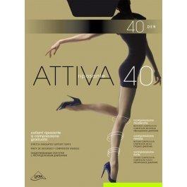Колготки женские компрессионные OMSA Attiva 40 den