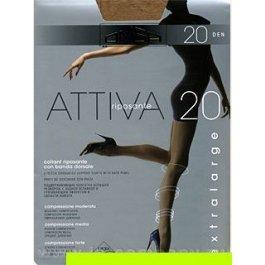 Колготки женские компрессионные OMSA Attiva 20 den XL