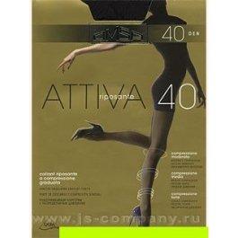 Колготки женские компрессионные OMSA Attiva 40 den XL