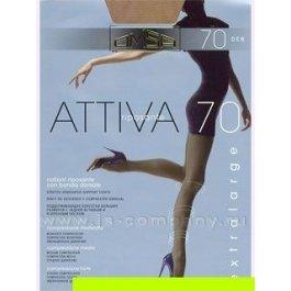 Колготки женские компрессионные OMSA Attiva 70 den XL