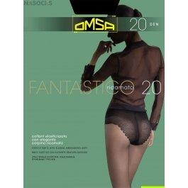 Колготки женские повседневные OMSA Fantastico 20 den