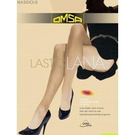 Колготки женские с шерстью OMSA LASTICLANA XL