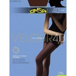 Колготки женские с микрофиброй OMSA Velour 40 den
