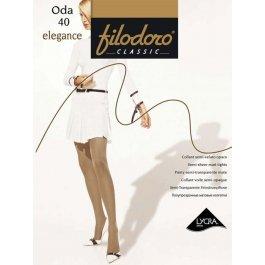 Колготки женские повседневные Filodoro Oda 40 den Elegance