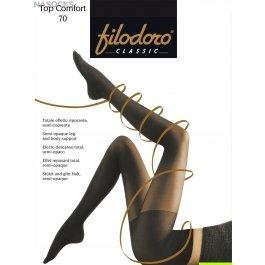 Колготки женские моделирующие, компрессионные Filodoro Top Comfort 70 den