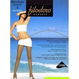 Колготки Filodoro Absolute Summer 8 den VB с заниженной талией