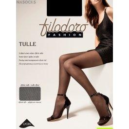 Колготки Filodoro Fashion Tulle женские с узором