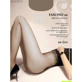 Колготки женские повседневные Sisi Fascino 20 den
