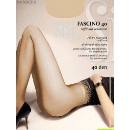 Колготки женские повседневные Sisi Fascino 40 den