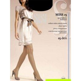 Колготки женские супер-тонкие Sisi Miss 15 den
