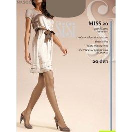Колготки женские тонкие, повседневные Sisi Miss 20 den