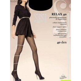 Колготки женские компрессионные Sisi Relax 40 den