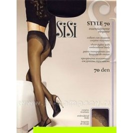 Колготки женские классические Sisi Style 70 den