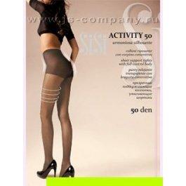 Колготки женские моделирующие Sisi Activity 50 den