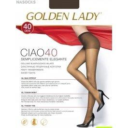 Колготки женские повседневные Golden Lady Ciao 40 den
