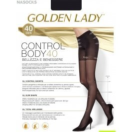 Колготки женские компрессионные, моделирующие Golden Lady Control Body 40 den
