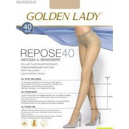 Колготки женские компрессионные Golden Lady Repose 40 den