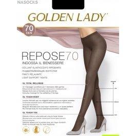 Колготки женские компрессионные Golden Lady Repose 70 den