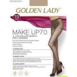Колготки женские плотные Golden Lady Make Up 70 den