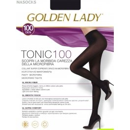 Колготки женские с микрофиброй Golden Lady Tonic 100 den