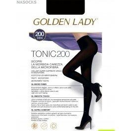 Колготки женские с микрофиброй Golden Lady Tonic 200 den