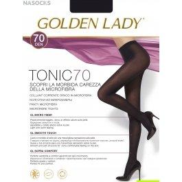 Колготки женские с микрофиброй Golden Lady Tonic 70 den