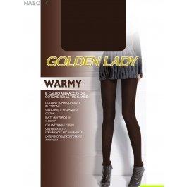 Колготки женские хлопок 75% Golden Lady Warmy