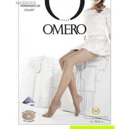 Колготки женские повседневные, с высоким содержанием эластана Omero Permaneo 20 den