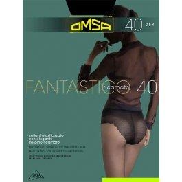 Колготки женские повседневные OMSA Fantastico 40 dn