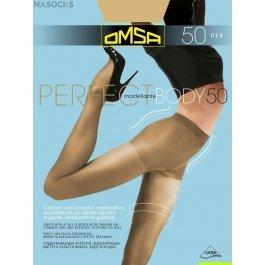 Колготки OMSA Perfect Body 50 den женские моделирующие