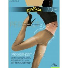 Колготки женские моделирующие OMSA Perfect Body 70 den