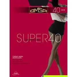 Колготки женские повседневные OMSA Super 40 den