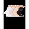 Носки мужские однотонные, хлопок 80% Lorenz К1