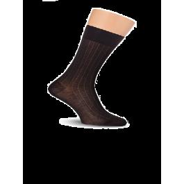 Купить Носки мужские мерсеризованный хлопок, с рисунком Lorenz М6Т