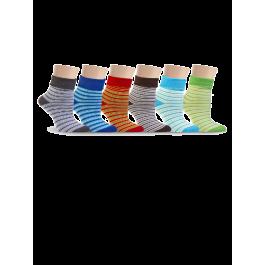 Носки детские махровые, в линейку Lorenz П2М