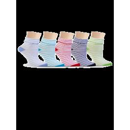 Носки детские подростковые, в полоску Lorenz П4