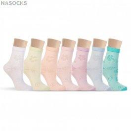 Носки детские для девочек Lorenz Л32