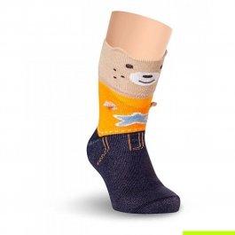 Носки детские для малышей, с медвежонком Lorenz Л11