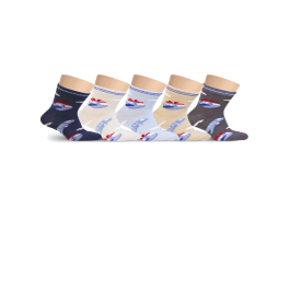 Носки детские для малышей, с самолетиком Lorenz Л27