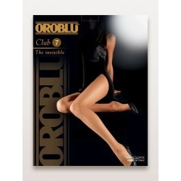 Колготки женские ультра-тонкие Oroblu Club 7 den