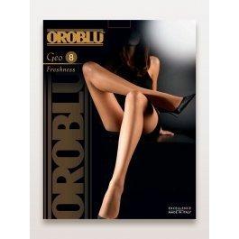 Купить Колготки женские супер-тонкие Oroblu Geo 8 den