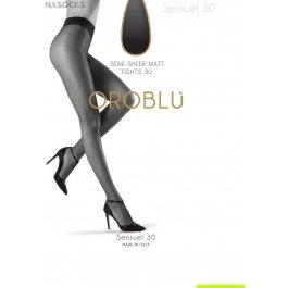 Колготки женские супер-прозрачные Oroblu Sensuel 30 den