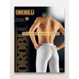 Колготки женские супер-тонкие, с регулируемой талией Oroblu Intrigo 10 den