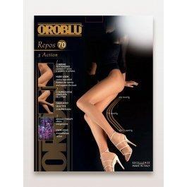 Колготки женские компрессионные, ароматизированные Oroblu Repos 70 den