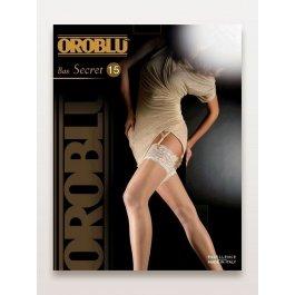 Купить Чулки женские супер-тонкие, под пояс Oroblu Bas Secret 15 den